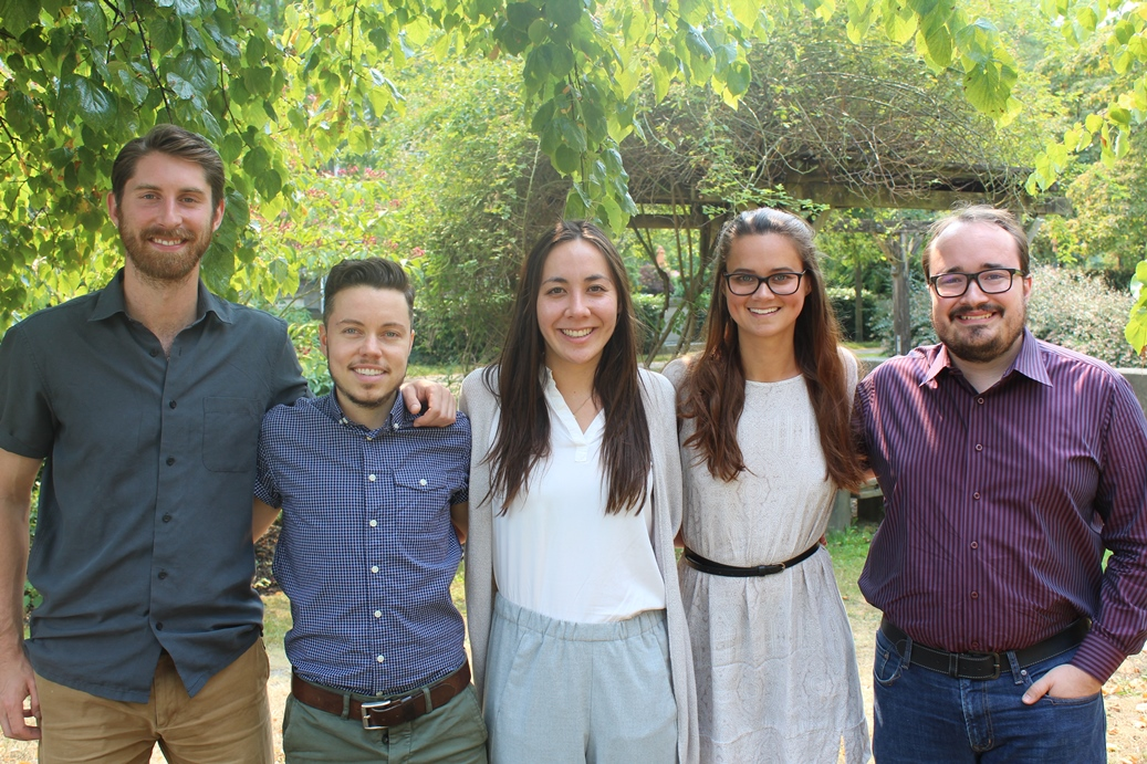 2017 Summer Law Students