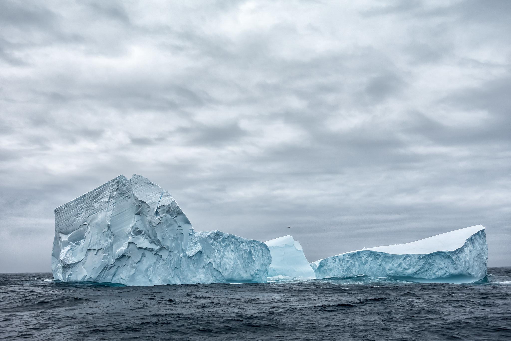Antarctic Ocean iceberg (Photo: Kyle Mortara via Flickr Creative Commons)