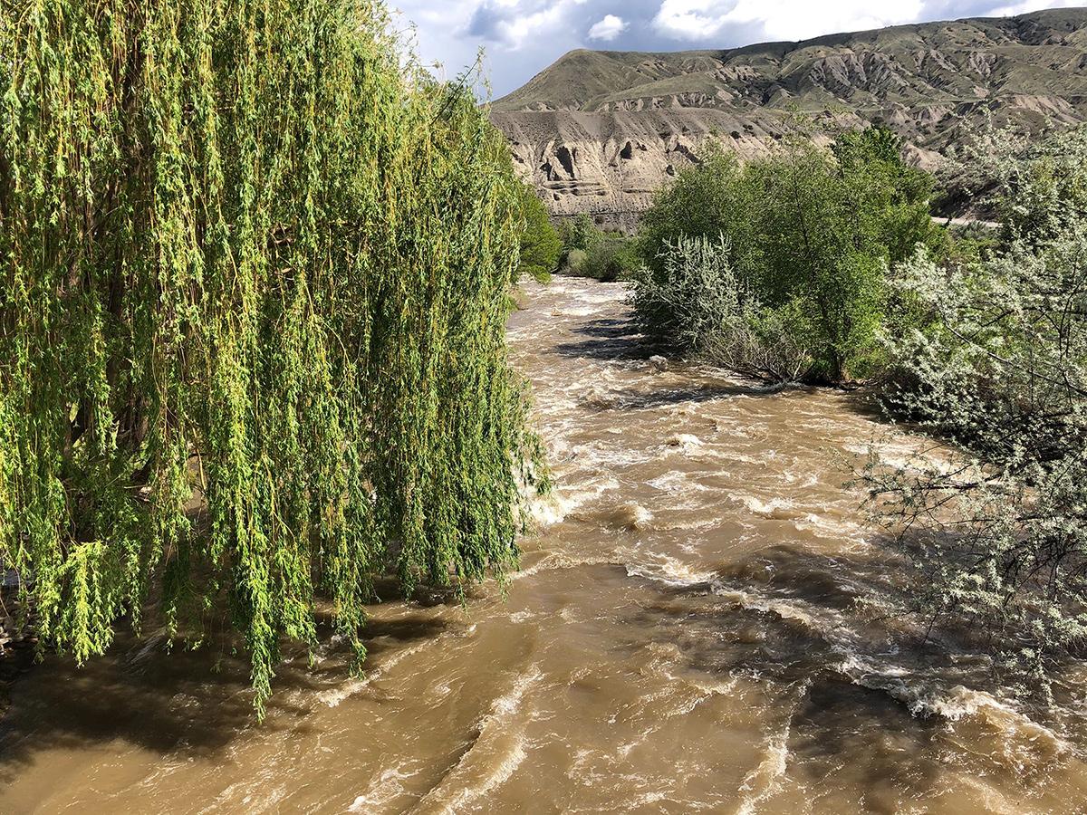 Ashcroft Flooding - May 2020 (Photo: Julia Kidder)
