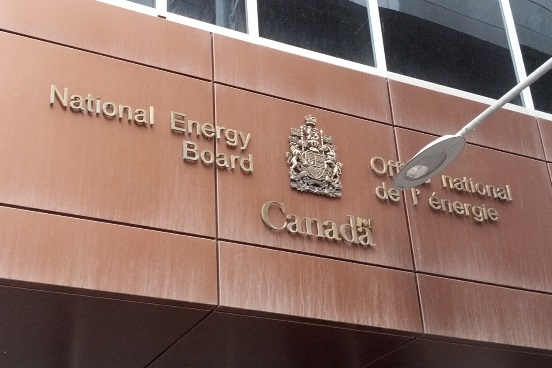 National Energy Board Federal building