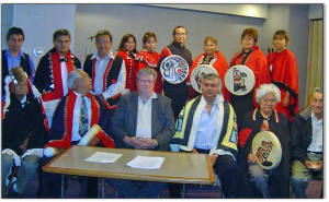 Gitanyow Hereditary Chiefs