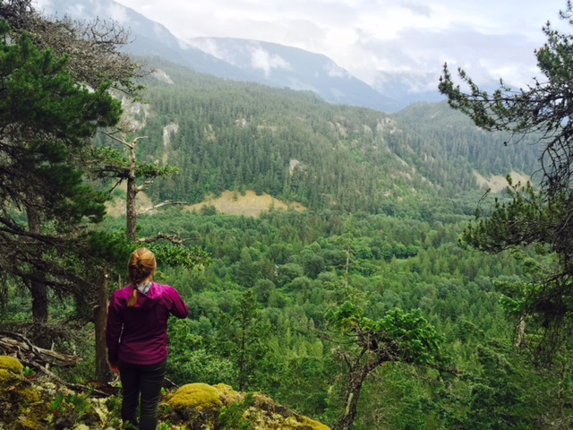 Forest Bathing in Squamish Territory