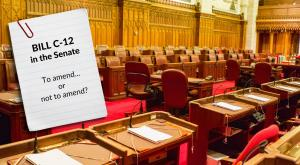 The Senate Standing Committee on Energy, Environment and Natural Resources has been considering Bill C-12, the Canadian Net Zero Emissions Accountability Act