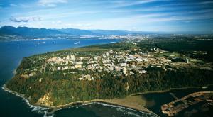 UBC Vancouver Campus (Photo: Russ Heinl/UBC Media Relations)