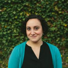 Alexis Stoymenoff Senior Communications & Engagement Specialist