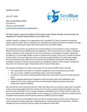 SeaBlue NMCA Submission