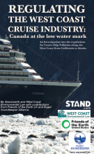 Regulating the West Coast Cruise Industry Cover