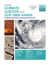 Taking Climate Justice Into Our Own Hands