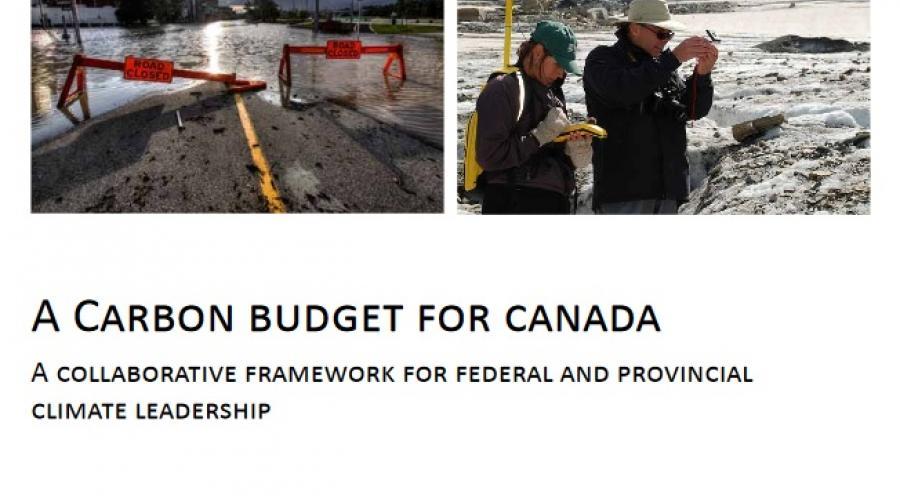 Carbon Budget report