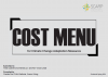 Climate Cost Menu Title Page